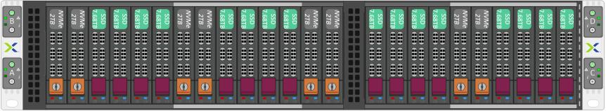 Unofficial DPTPB Nutanix Dynamic Visio Shapes: NX-1065-G7 / G6 & NX-3060-G7 /G6