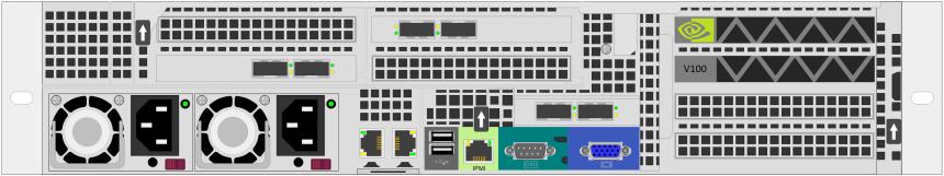 NX-3155G-G7_1xV100_3x40GbE