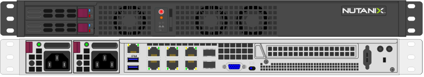 Unofficial DPTPB Nutanix Dynamic Visio Shapes: NX-1120S-G7 & Minor updates